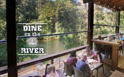 The Toccoa Riverside Restaurant
